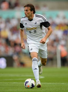 ~ Michu on Swansea City AFC ~