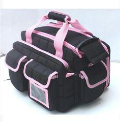 My range bag.  Love it