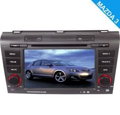 """WideRoad GPS Navigation DVD In-dash Car DVD Player For Changan Mazda 3 dvb-t bt radio mp3/4 mpeg tv vcd cd usb sd touchscreen by WideRoad. $440.00. Function: *1. In-dash DVD player with built-in amplifier (30 watts RMS/45peak x 4 channels); 2. Fits 2-Din size;  3. 7"""" LCD digital screen (800*480pix) with touchscreen controls;  4. Compatible with DivX/DVDs, DVD-Rs/RWs, DVD+Rs/+RWs,        CDs, CD-Rs/RWs, MP3/WMA discs, JPEG, and MPEG1 and 2 files;  5. Compatible with PAL/NTSC/SEC..."""