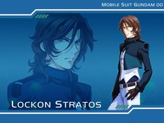 Tags: Anime, Mobile Suit Gundam 00, Wallpaper, Lockon Stratos, Lyle Dylandy