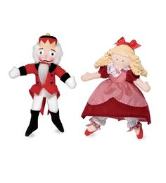 Nutcrackers, Dolls and Doll tutorial on Pinterest