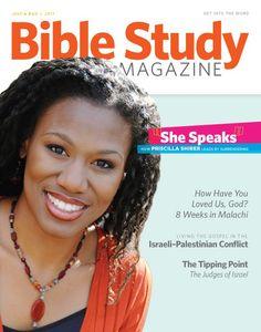 Priscilla Shirer — July-Aug '11