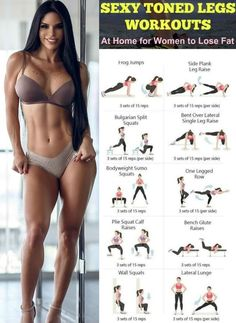 5 exercises to get your quads into ultimate shape yoga & fitness - Abs Workout Women Leg Workout Gym, Best Leg Workout, Leg Workout At Home, Best Workout Routine, Slim Legs Workout, Workout Girls, Ab Routine, Tummy Workout, Bikini Workout