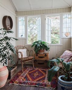 """3,490 Likes, 15 Comments - Apartment Therapy (@apartmenttherapy) on Instagram: """"Double tap if you're just a little envious of House Tour Contributor, @hannahpuechmarin's porch. …"""""""