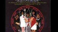 5th Dimension Workin' On A Groovy Thing 1969, via YouTube.