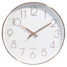 SWAGGY COPPER clock D 31 cm