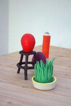 Caroline Allen Contemporary Ceramic Sculpture