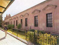 Central Public Library in Saltillo, Coahuila, Mexico - Tour By Mexico  ®  http://www.tourbymexico.com/coahuila/saltillo/saltillo.htm