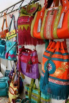 Las Dalias Hippie Market Ibiza - WORLD FAMILY stand 2