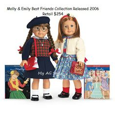 New American Girl Kit Radio Complete Working Set~Molly~Emily~Ivy~Retail $42 NIB