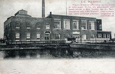 1930 ca de Boldoot fabriek.