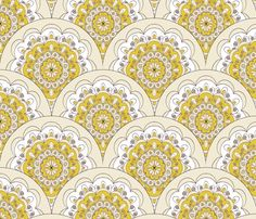 Spoonflower.  Example of original design which you can buy on several types of fabric.  Gorgeous.