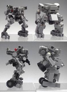IMAG0474 | zi zy | Flickr Robot Lego, Lego Bots, Lego Man, Lego Mechs, Lego Bionicle, Legos, Mc Toys, Micro Lego, Cool Lego Creations