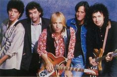 """Tom Petty and the Heartbreakers...""""Full Moon Fever"""" is still one of my favorite albums of all time."""