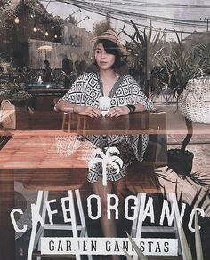 But First, Coffee    Cafe Organic Bali