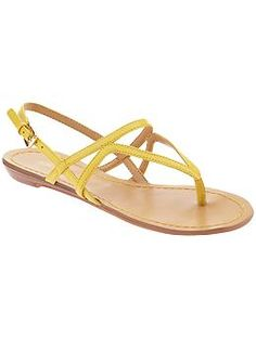 Nine West Wiston | Piperlime (@Erica Freding : too much of a sandal?)