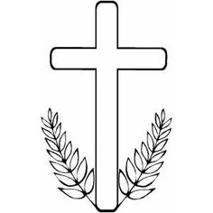 Cross With Branches