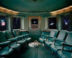 Alain Longeaud, Space train 01