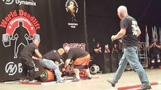 Popular Right Now  United Kingdom : Eddie Hall deadlift 500kg (1102.31lbs) : http://ift.tt/29Pwds1