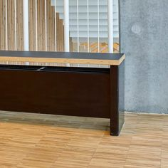 The multifunctionality is strong with this one. Bench and radiator in one.