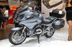 2014 BMW R 1200 RT: idea for dad