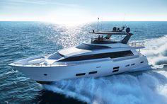 Hatteras Yachts 70 Motor Yacht