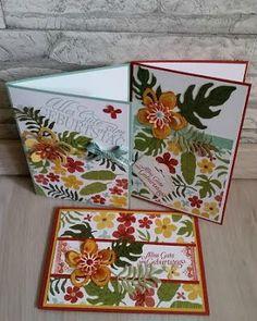 Stempel, Farben & Spaß: Botanical Blooms