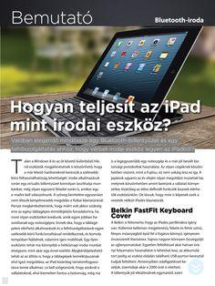 Érdekel, hogyan szerepel az iPad az irodában?