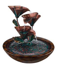 Another great find on #zulily! Lily Fountain #zulilyfinds