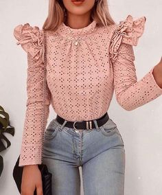Best Spring Outfits Casual Part 3 Cute Spring Outfits, Simple Outfits, Classy Outfits, Casual Outfits, Winter Outfits, Komplette Outfits, Fashion Outfits, School Outfits, Trouser Outfits