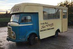 Smiths Karrier Bantam Mobile Shop and Ice Cream Van