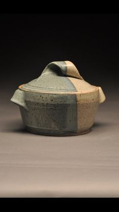 *Ceramic Lidded Casserole Dish (by Jess)