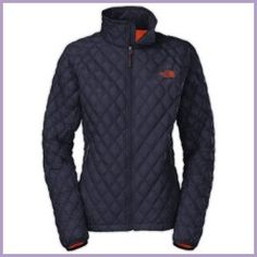 A Guide to Buying The North Face Womens ThermoBall Full-Zip Jacket Cosmic Blue XS