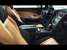 2016 Bentley Continental GT NEW INTERIOR OPTIONS New Look Commercial CARJAM TV HD 4K - YouTube