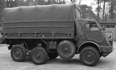 DAF YA 328 Toolset Alternate History, Garages, Old Trucks, Good Old, Buses, Military Vehicles, Ww2, Trailers, Monster Trucks