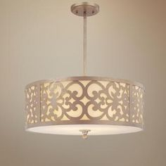 romantic #chandelier - would love this in a girls bedroom or bathroom