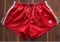 Vintage adidas Shorts For Sale. Buy Vintage adidas sprinter shorts from the home of vintage adidas. Adidas Vintage, Adidas Retro, Running Shorts Outfit, Running Wear, Adidas Outfit, Adidas Shorts, Shorts Ootd, Adidas Men, Vintage Shorts