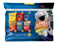 Frito-Lays Helping Kids Discover STEM With FREE Museum Passes