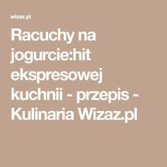 Racuchy na jogurcie:hit ekspresowej kuchnii - przepis - Kulinaria Wizaz.pl