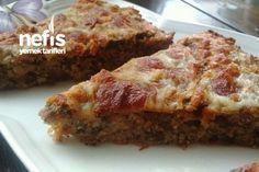 İçli Köfte Tadında Börek (Yufkasız) Tarifi nasıl yapılır? 4.007 kişinin defterindeki bu tarifin resimli anlatımı ve deneyenlerin fotoğrafları burada. Yazar: Merve Horos Pastry Recipes, Cooking Recipes, Turkish Recipes, Snacks, Different Recipes, Desert Recipes, No Cook Meals, Pasta, Appetizer Recipes