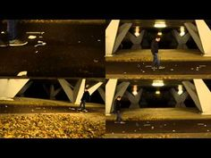 """Mennyi made a video in which he performs """"Ode to Joy"""" by kicking broken plates around under an overpass of some kind. I suspect trickery, but in the service of a very good cause.    Shard football: Ode to Joy (Thanks, mennyi!)"""
