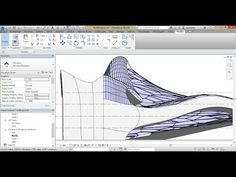 Revit Synthesize Workflow Exercise 2 - ReFusion IT (Organic, Fluid with T-Spline) - YouTube