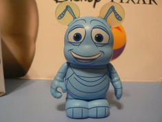 "Pixar Series 1 FLIK ANT from A BUG'S LIFE Disney Vinylmation 3"" inch Figure by Disney Vinylmation, http://www.amazon.com/dp/B00ACX7GZW/ref=cm_sw_r_pi_dp_8HGwrb0HKPQ4C"