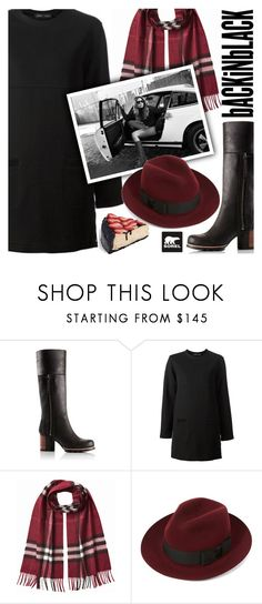 """""""Kick Up the Leaves (Stylishly) With SOREL: CONTEST ENTRY"""" by razone ❤ liked on Polyvore featuring SOREL, Proenza Schouler, Burberry, Christys' and sorelstyle"""