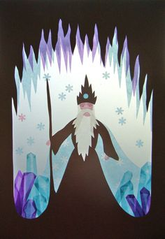Patroon - Koning Winter