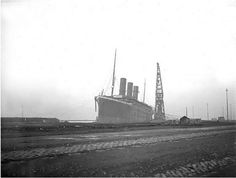 34 photos of the construction of the Titanic that you may not have seen before Rms Titanic, Titanic Ship, Titanic History, Titanic Sinking, Rare Pictures, Rare Photos, Badass Pictures, Historical Pictures, Vintage Photographs