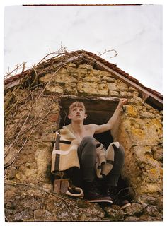 at New Madison Paris is shot by Benjamin Vnuk , styled by Gaelle Bon and groomed by Yuji Okuda at Agence Saint Germain Lund, Connor Newall, Countryside Fashion, Soul Artist Management, Okuda, Soul Artists, Farm Boys, Fantasy Island, Cool Poses