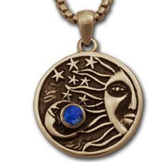 Sun moon and stars jewellery images - Google Search