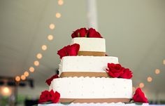 Happy 4th of July + A Red, White, & Blue All American Wedding Revisit - Fab You Bliss