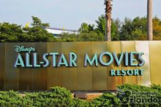 Hotéis na Disney  #AllStarMoviesResort